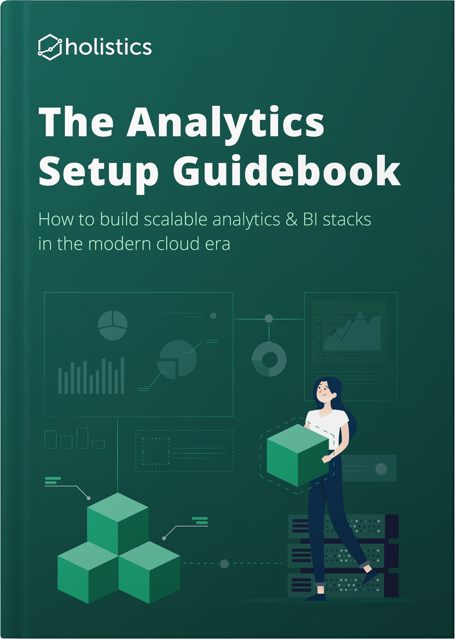 analytics book cover