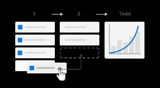 Drag & Drop Data Explore