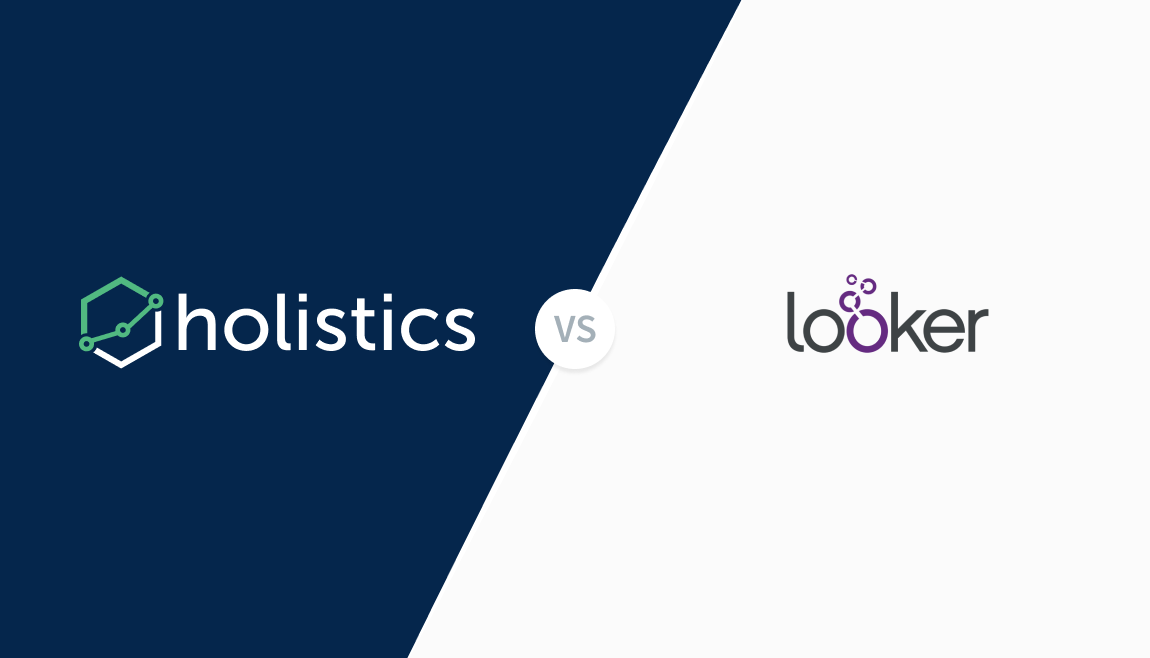 Holistics vs Looker