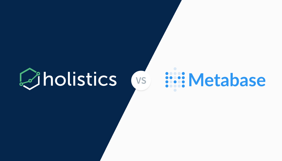 Holistics vs Metabase
