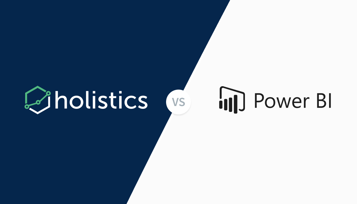 Holistics vs Power BI