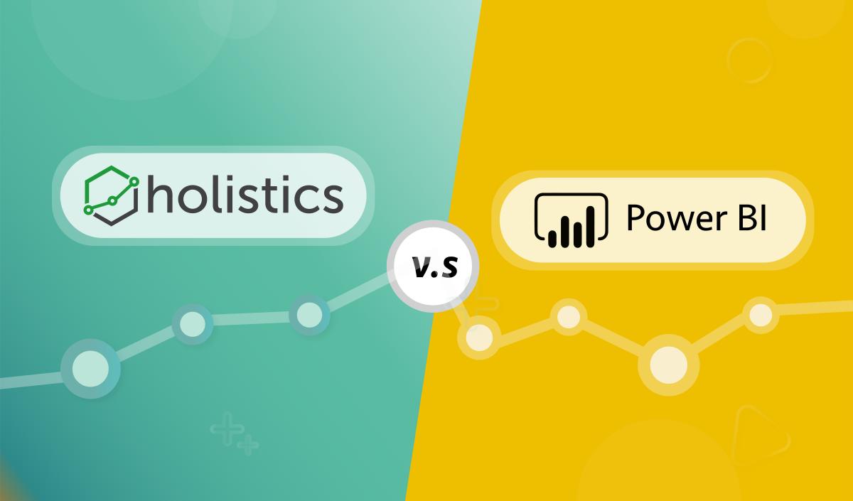 Holistics vs Power BI